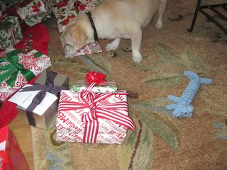 Looking for more presents