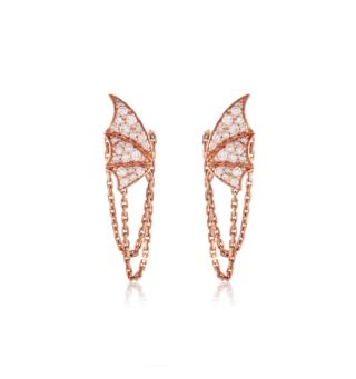 Stephen webster earrings fly by night