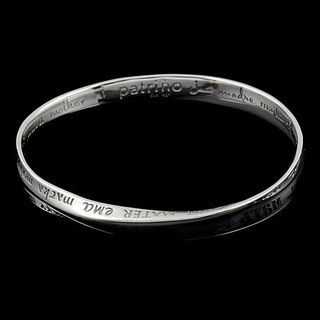 Sterling silver mom in 32 languages